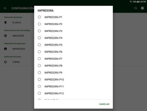 Control de Ensamble y Ope Secundarias screenshot 8