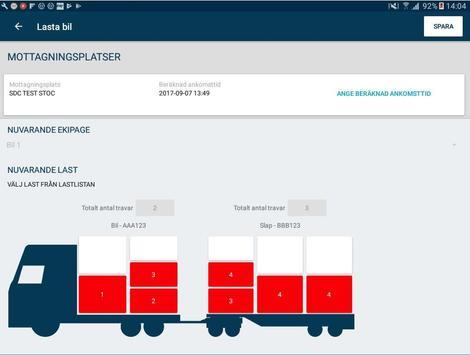 LogDrive screenshot 1