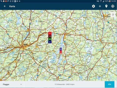LogDrive screenshot 2