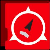 Ev Compass icon