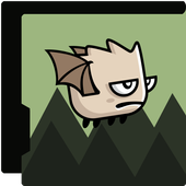 Flappy Grump Forest Rush icon