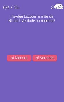 Jogo Carinha de Anjo! screenshot 3