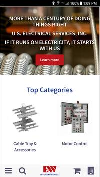 Electrical Wholesalers - NE poster