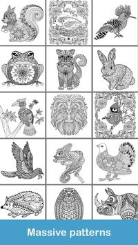 2020 for Animals Coloring Books screenshot 3