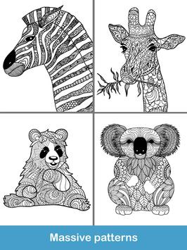 2018 For Animals Coloring Books Apk Screenshot