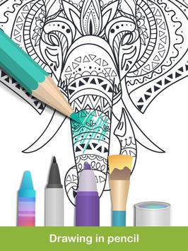 2020 for Animals Coloring Books screenshot 17