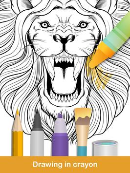 2020 for Animals Coloring Books screenshot 18