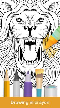 2020 for Animals Coloring Books screenshot 1