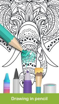 2020 for Animals Coloring Books screenshot 2