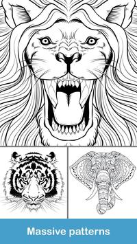 2020 for Animals Coloring Books screenshot 7