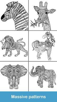 2020 for Animals Coloring Books screenshot 6