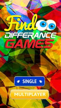 Find the Difference Free 2016 poster