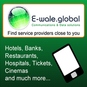 E-Wale Pocket Travel App © icon