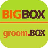 GroomBox icon