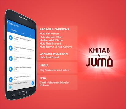 Khitab e Juma: Friday Sermons poster