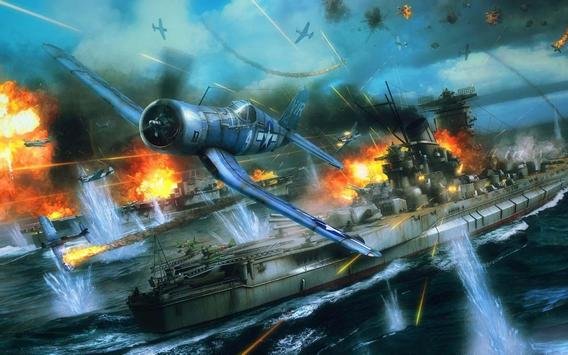 World Warships Combat poster