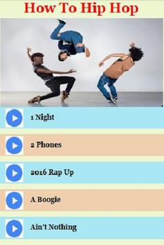 How to Hip Hop Dance Guide Videos Poster