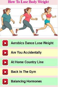 Quick Weight Loss Secrets & Tips screenshot 4