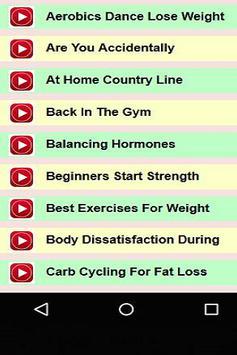 Quick Weight Loss Secrets & Tips screenshot 1