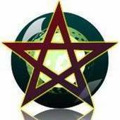 e Wicca:Wiccan & witchcraft ap icon
