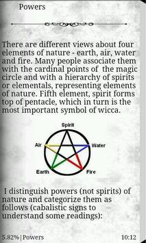 e Wicca:Wiccan & witchcraft ap apk screenshot