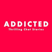 Addicted - Get Hooked on Scary Chat Stories icon