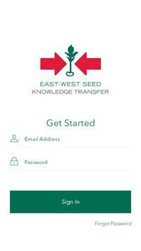 EWS KT Data System poster