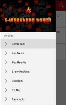 eWtorch: The E-Wrestling Torch poster