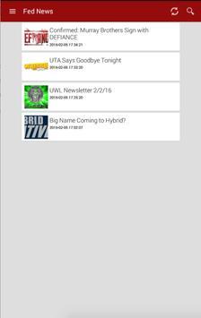 eWtorch: The E-Wrestling Torch screenshot 12