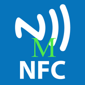 Mobile Phone setting (NFC) icon