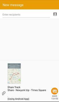 GPS Tracker screenshot 4