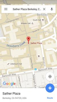 GPS Location Coordinates apk screenshot