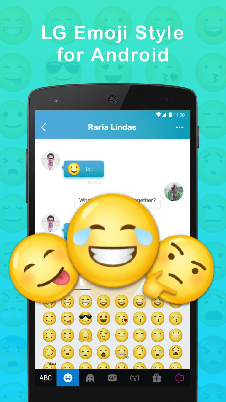LG Emoji for Android - APK Download