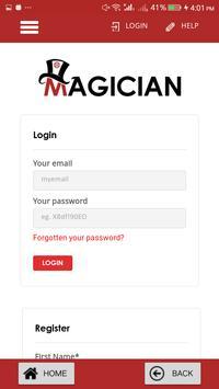 Magician World screenshot 1