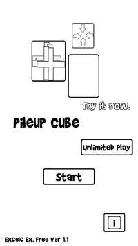 Pileup Cube Free poster
