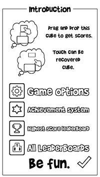 Pileup Cube Free screenshot 1