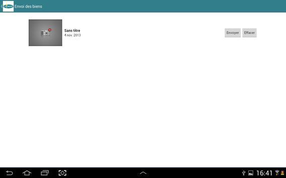 Excel'Adresse apk screenshot