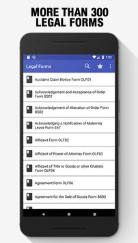Legal Forms Pro poster