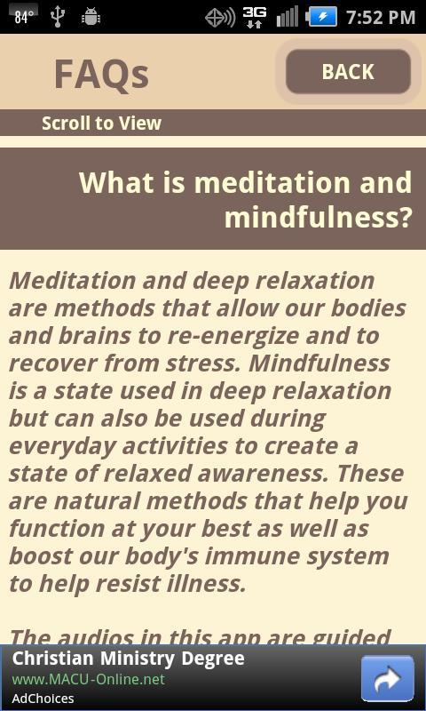 Buddhism academy — relaxation: mindfulness training download mp3.