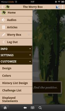 Worry Box---Anxiety Self-Help screenshot 4
