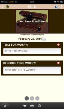 Worry Box---Anxiety Self-Help screenshot 6