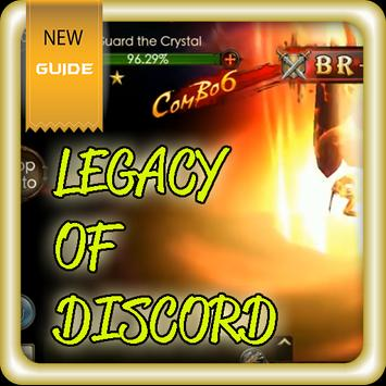 Guide For Legacy of Discord apk screenshot