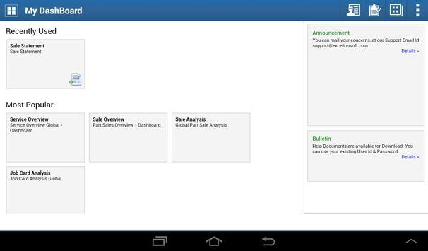 Excellon 5 BAL CDMS apk screenshot