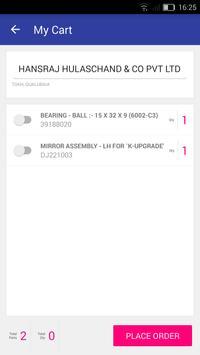 Spare Parts – GloBAL Connect apk screenshot