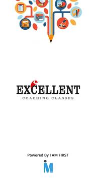 Excellent Coaching Classes poster