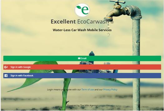 Excellent Eco Carwash apk screenshot