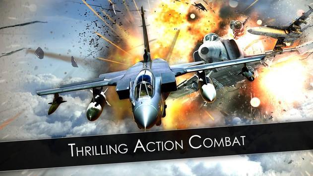 F16 vs F18 War Missile Gunner : Air Fighter Attack apk screenshot