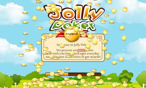 Jolly Poker poster
