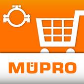 MÜPRO Shopping App icon