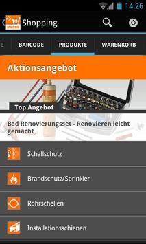 MÜPRO Shopping App apk screenshot